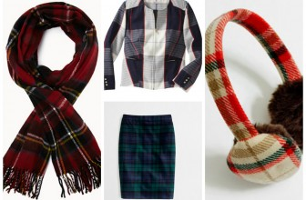 On Trend, On Budget: Plaid Edition