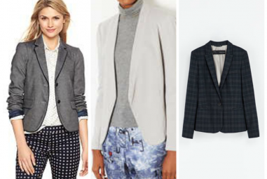 On Trend, On Budget: Blazer Edition
