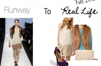 Runway To Real Life: BCBGMAXAZRIA