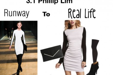 Runway to Real Life: 3.1 Phillip Lim